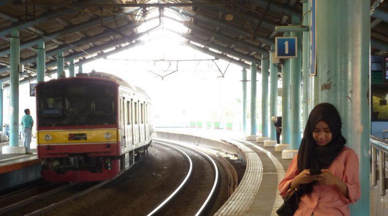 10 stasiun bidadari