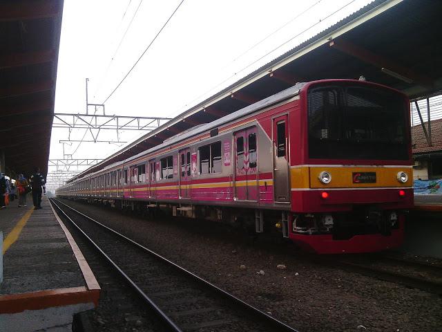 KRL seri 205 rangkaian BOO142