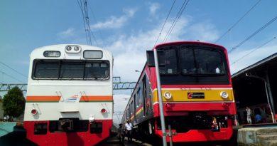 KRL seri 103 dan 205