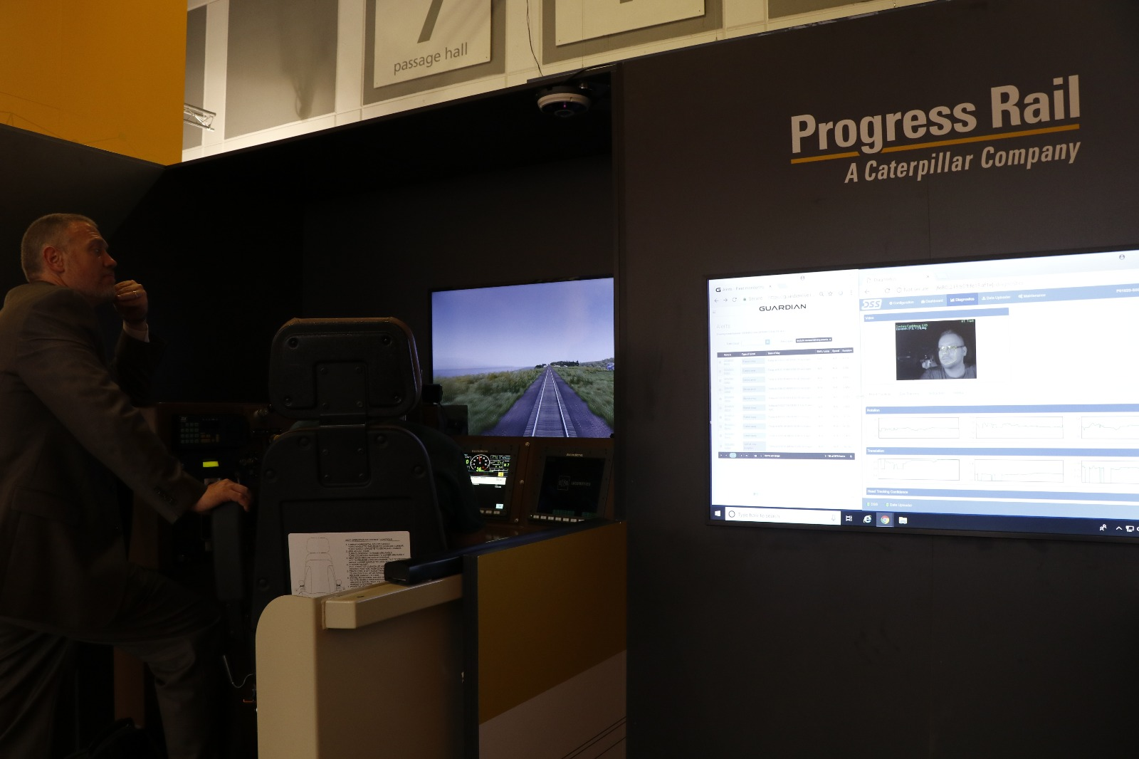 Progress Rail-deteksiwajah