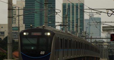 Ini Spot Hunting Kereta MRT Yang Yahud!