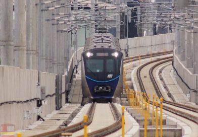 Fix! Tarif MRT Jakarta Rp 8500 dan LRT Jakarta Rp 5000