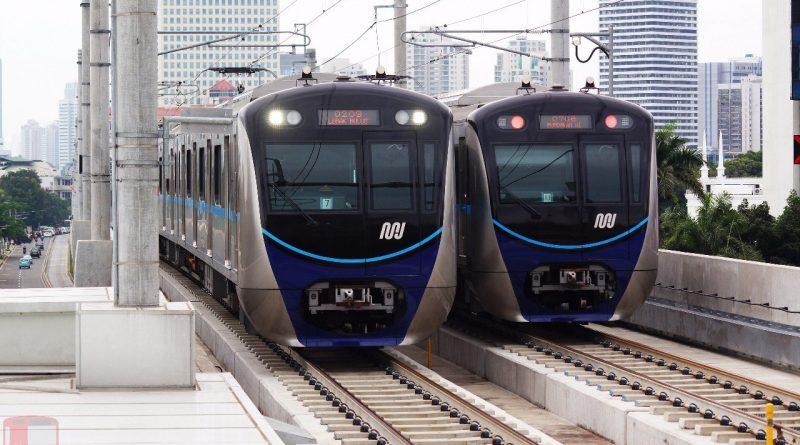 Fase 2 MRT Jakarta Digarap Weekend Ini