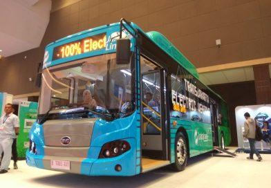 Melihat Lebih Dekat Bus BYD, Calon Bus Kalpatrans Dari Tiongkok