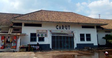 Bangunan Stasiun Garut