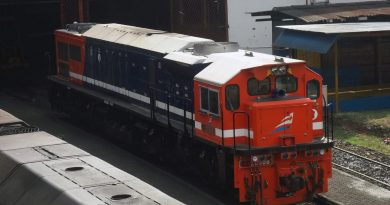 Lokomotif CC205 batch sebelumnya