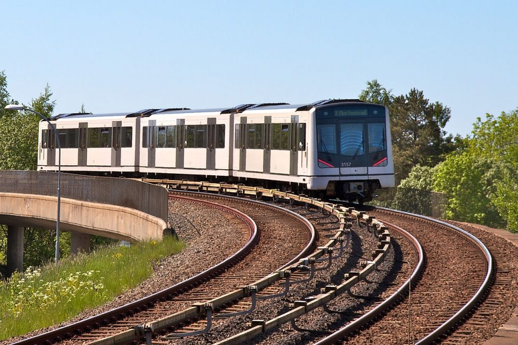 Ilustrasi armada Oslo Metro | Foto: Kjetil Ree, WIkimedia Commons