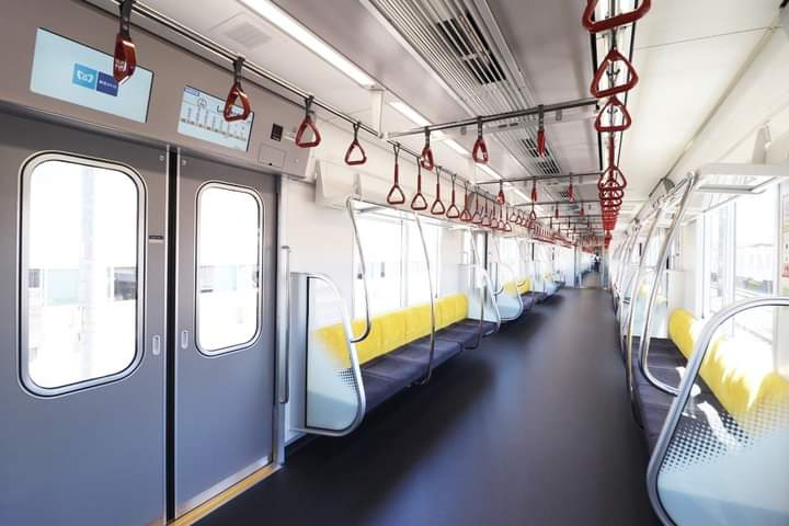 Tampak interior seri 17000 | Foto: Trafficnews