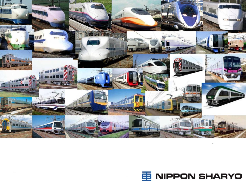 Kereta Rel Listrik Indonesia yang Muncul Dalam Salah Satu Produk Nippon Sharyo | Sumber: Nippon Sharyo