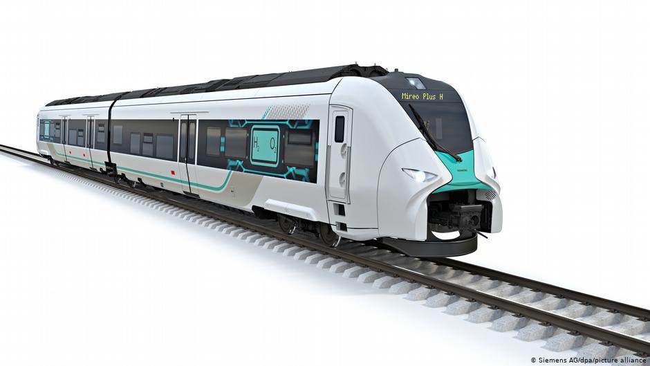 Kereta Rel Hidrogen Siemens