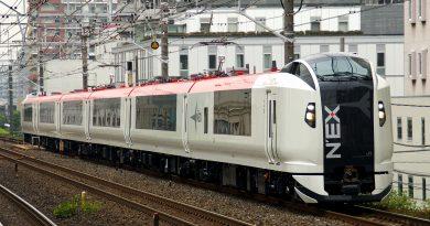 KRL seri E259 Narita Express