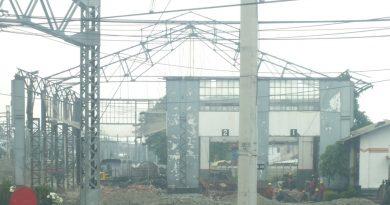 Pembongkaran los Dipo Jatinegara per Selasa (10/11)