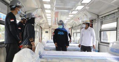 Emergency Medical Train INKA