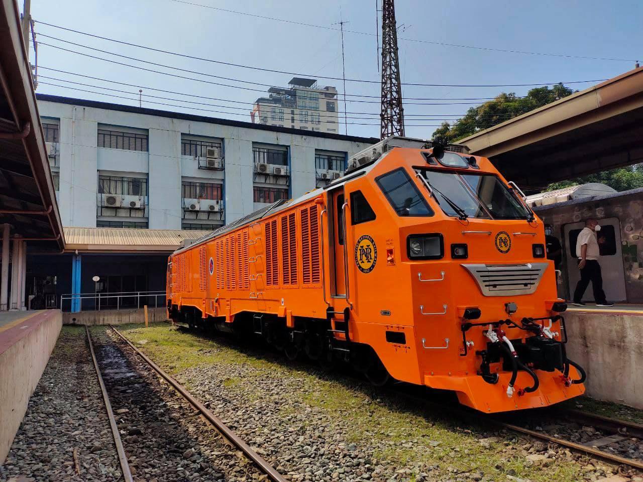 Lokomotif diesel hidrolik buatan INKA milik PNR