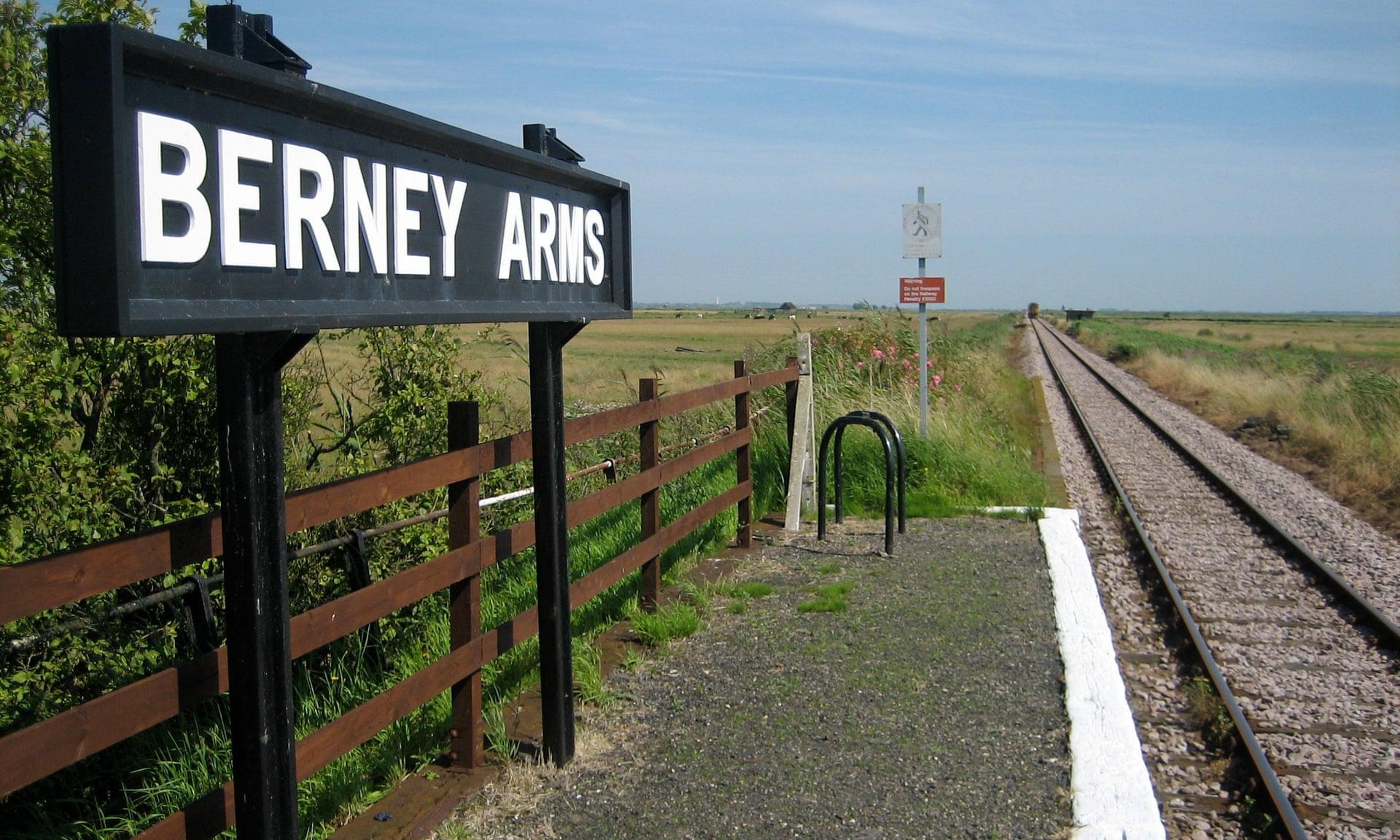 Stasiun Berney Arms