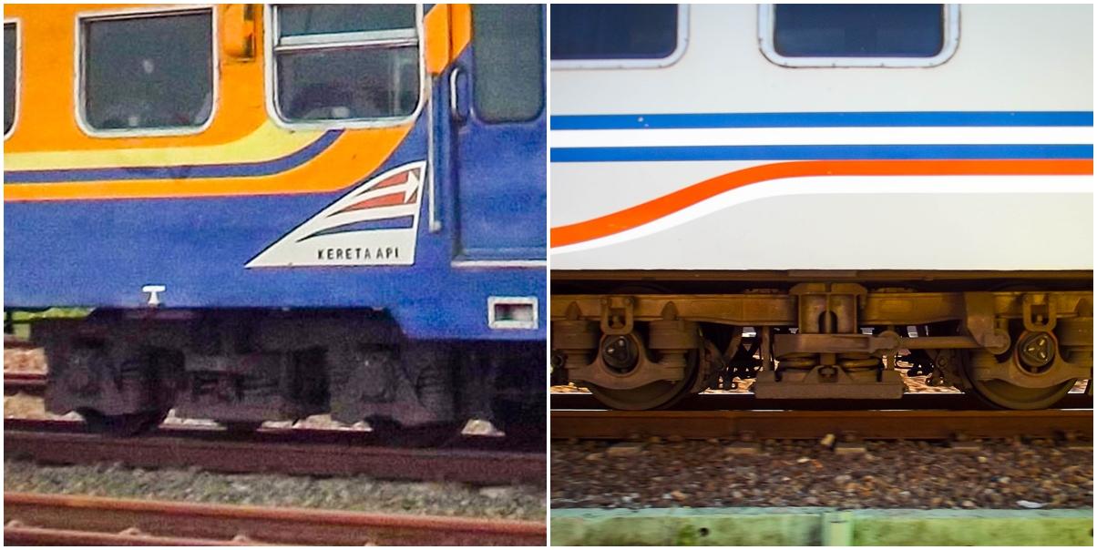 bogie NT-11 dan NT-60