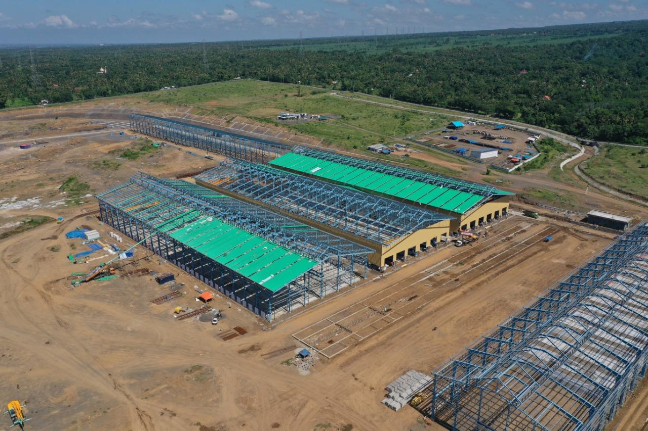 pabrik baru pt inka