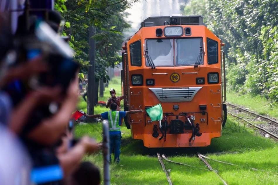 Lokomotif diesel hidrolik buatan INKA