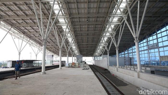 proyek stasiun manggarai