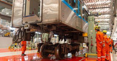 Overhaul MRT Jakarta