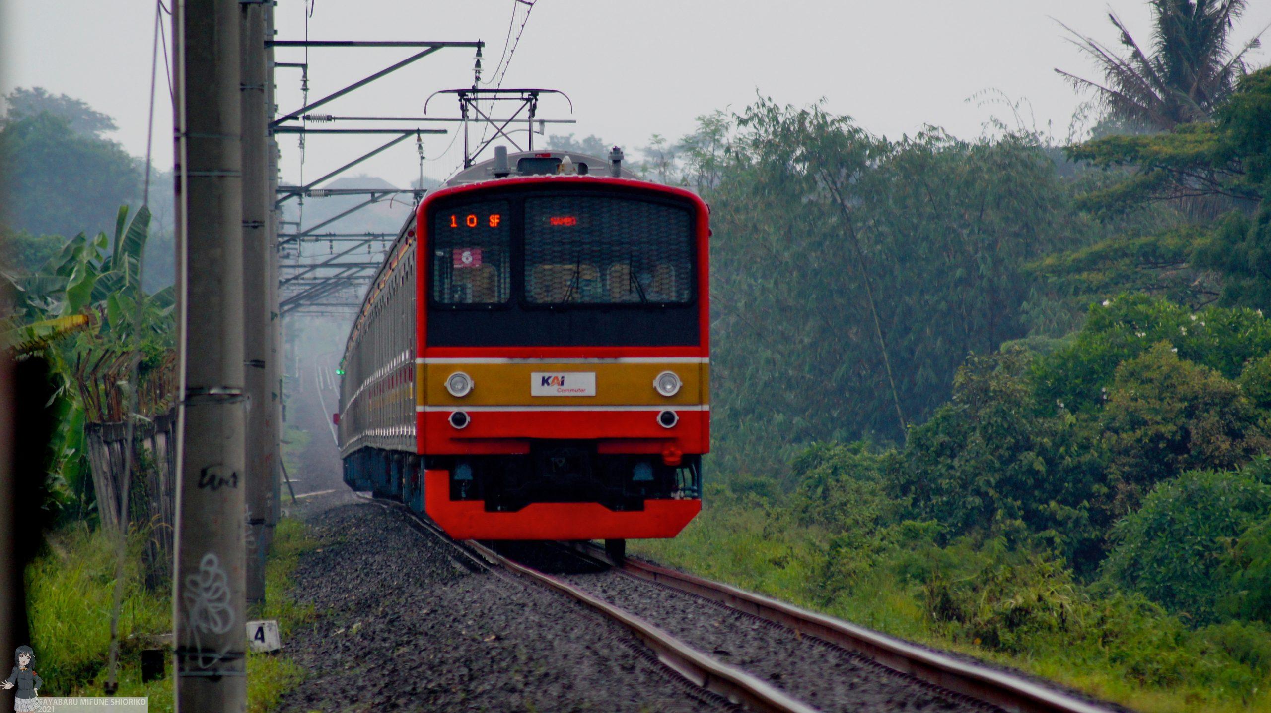 KRL seri 205