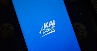 Aplikasi KAI Access