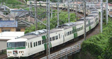 KRL Seri 185 JR East