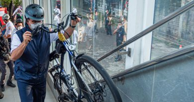 Gubernur DKI Jakarta ramp sepeda