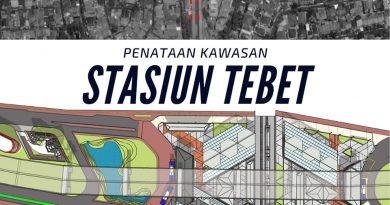 Penataan Stasiun Tebet