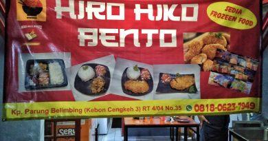Hiro Hiko Bento