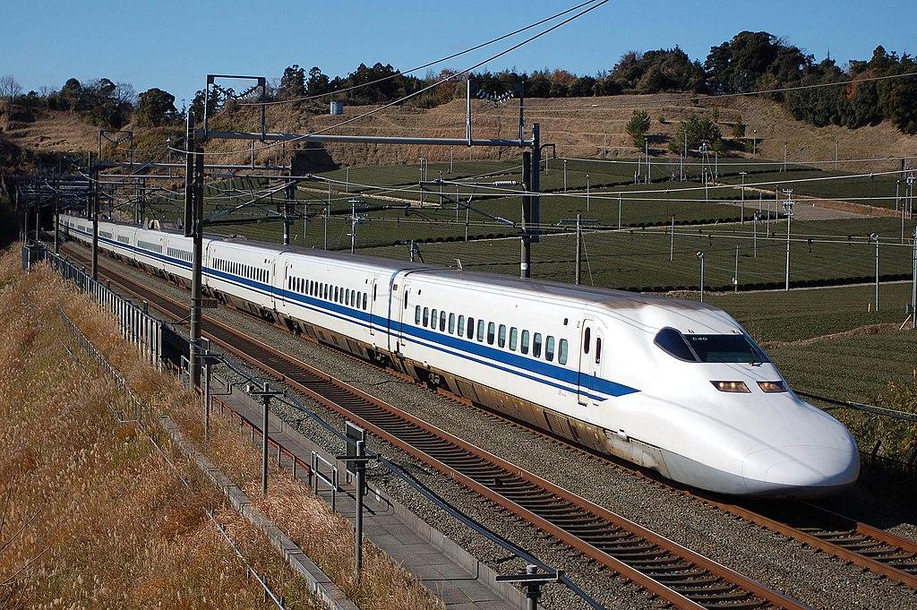 Shinkansen seri 700