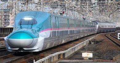 Ilustrasi armada kereta cepat India