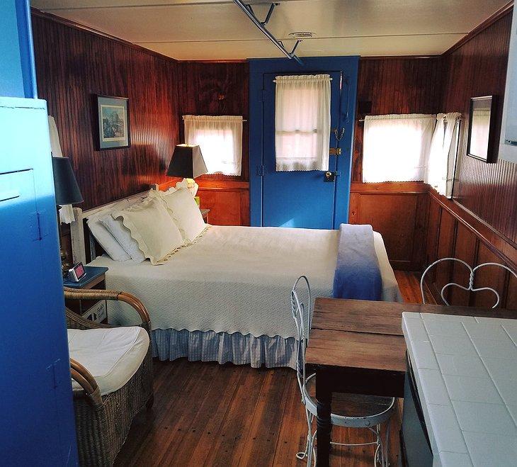 Kamar kabus Antlers Inn