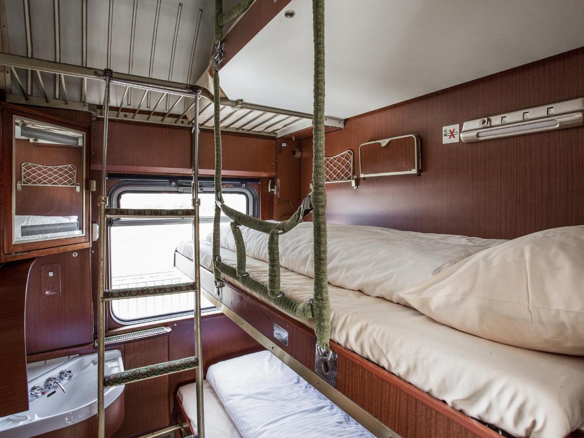 Kamar Train Lodge Hostel