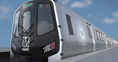 KRL Washington Metro seri 8000
