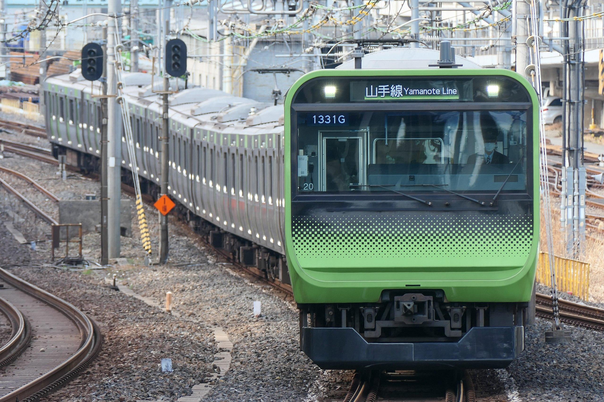 KRL Jalur Yamanote