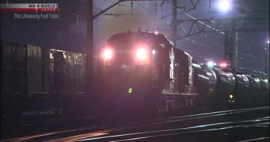 The Lifesaving Fuel Train: Ketika KA Angkutan BBM Menjadi Penyelamat