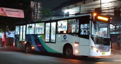 TransJakarta Bianglala Metropolitan