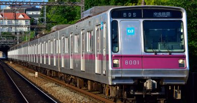 tokyo metro 8000