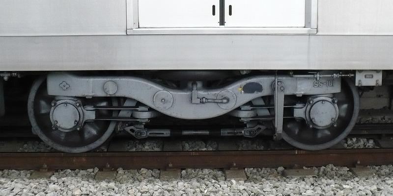 Bogie SS-101 8000