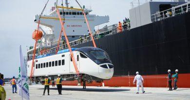Kereta baru Taiwan