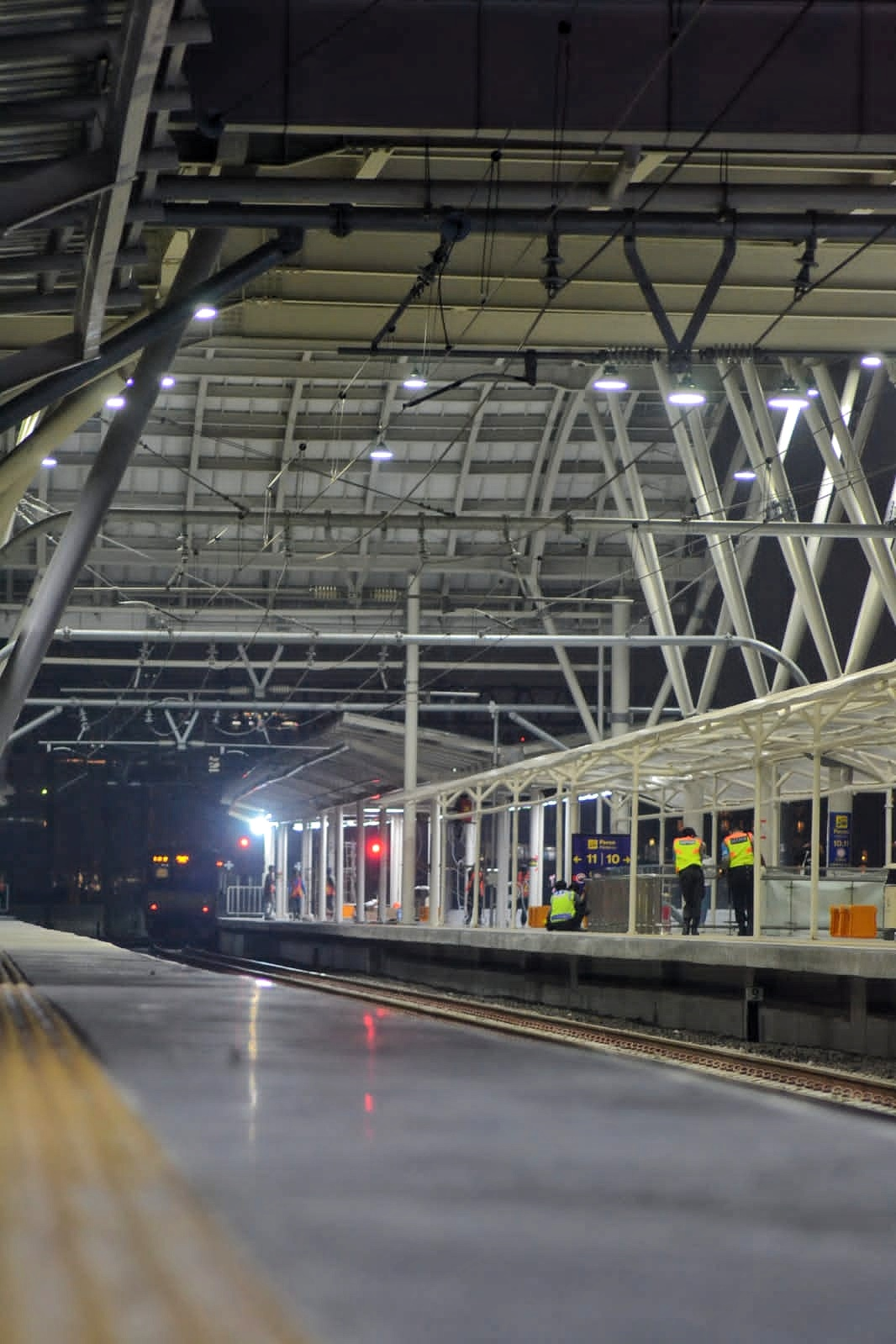 Jalur layang Manggarai