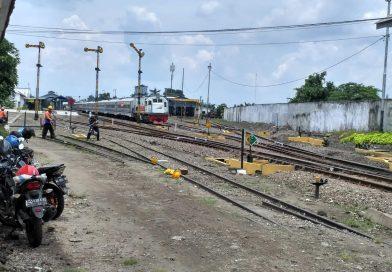 Emplasemen Stasiun Blitar